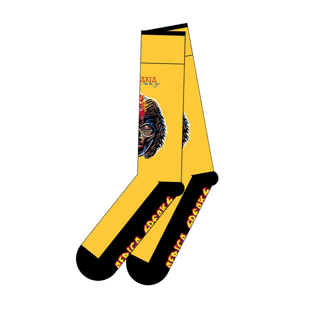Sunflower Santana Socks + Album Download (optional)