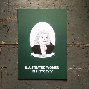 Illustrated Women in History V