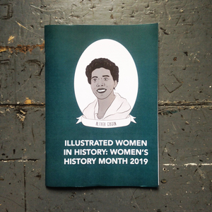 Illustrated Women in History: Women's History Month 2019