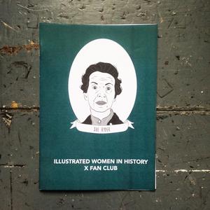 Illustrated Women in History X Fan Club