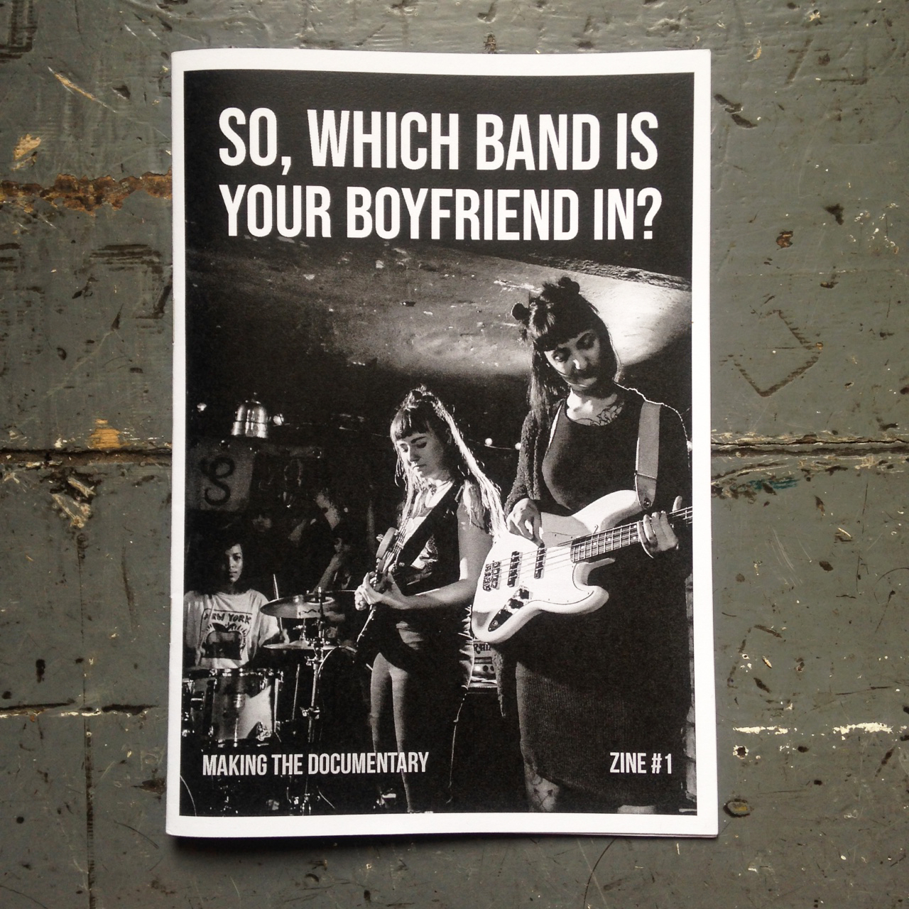 So, Which Band Is Your Boyfriend In? - issues 1-3