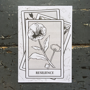 Resilience zine
