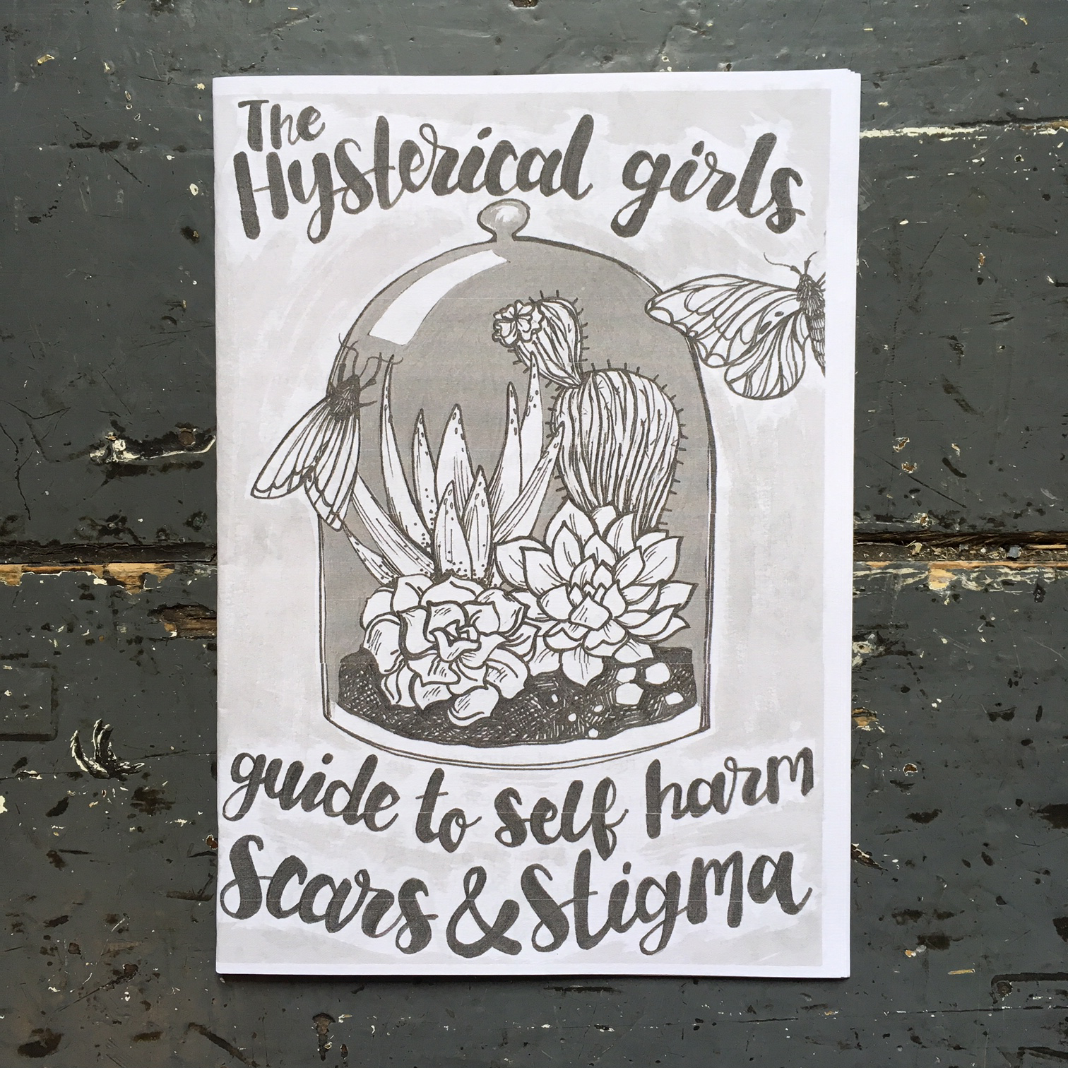 The Hysterical Girls Guide to Self Harm, Scars & Stigma