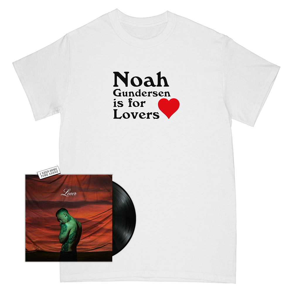 Lover Black Vinyl Bundle (Includes exclusive bonus track)