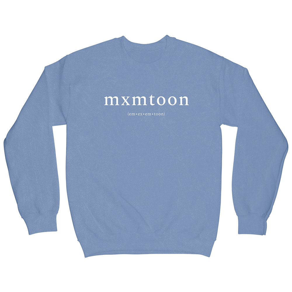 mxmtoon Sweatshirt + the masquerade