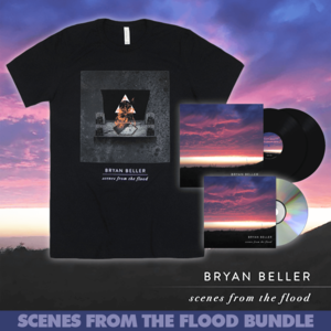 Bryan Beller SCENES FROM THE FLOOD BUNDLE