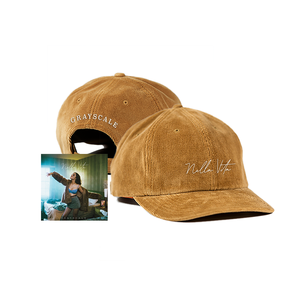 Nella Vita Corduroy Hat + Digital Download