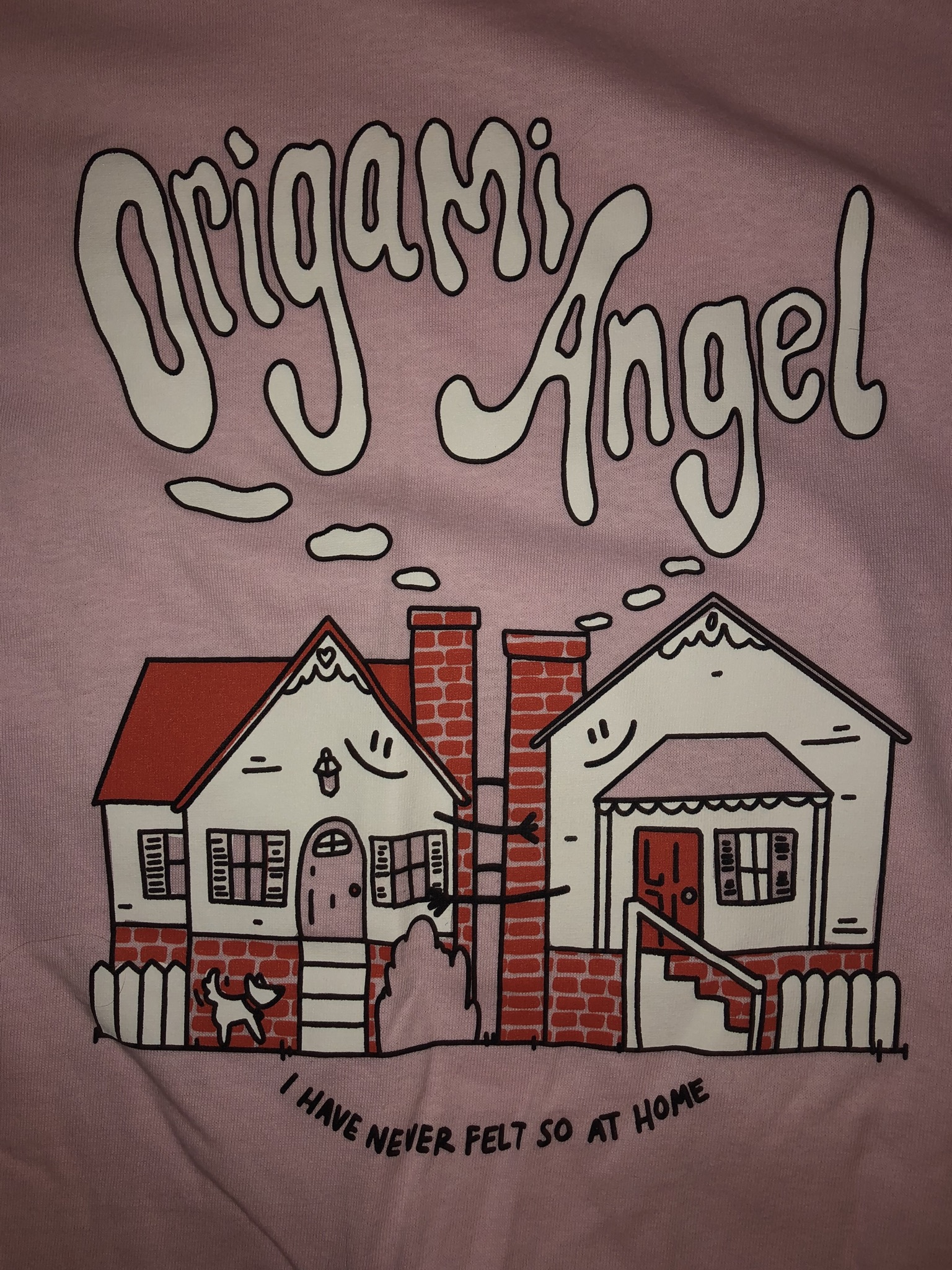 Origami Angel - Left-Over Shirts