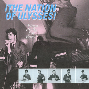 The Nation of Ulysses - Plays Pretty for Baby LP