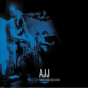 AJJ - Live at Third Man Records LP