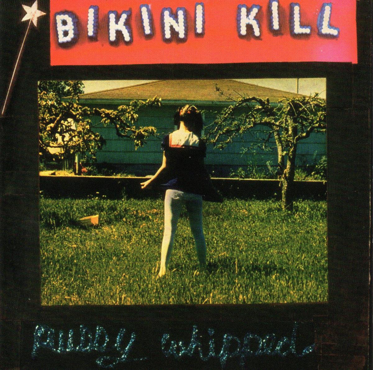 Bikini Kill - Pussy Whipped LP