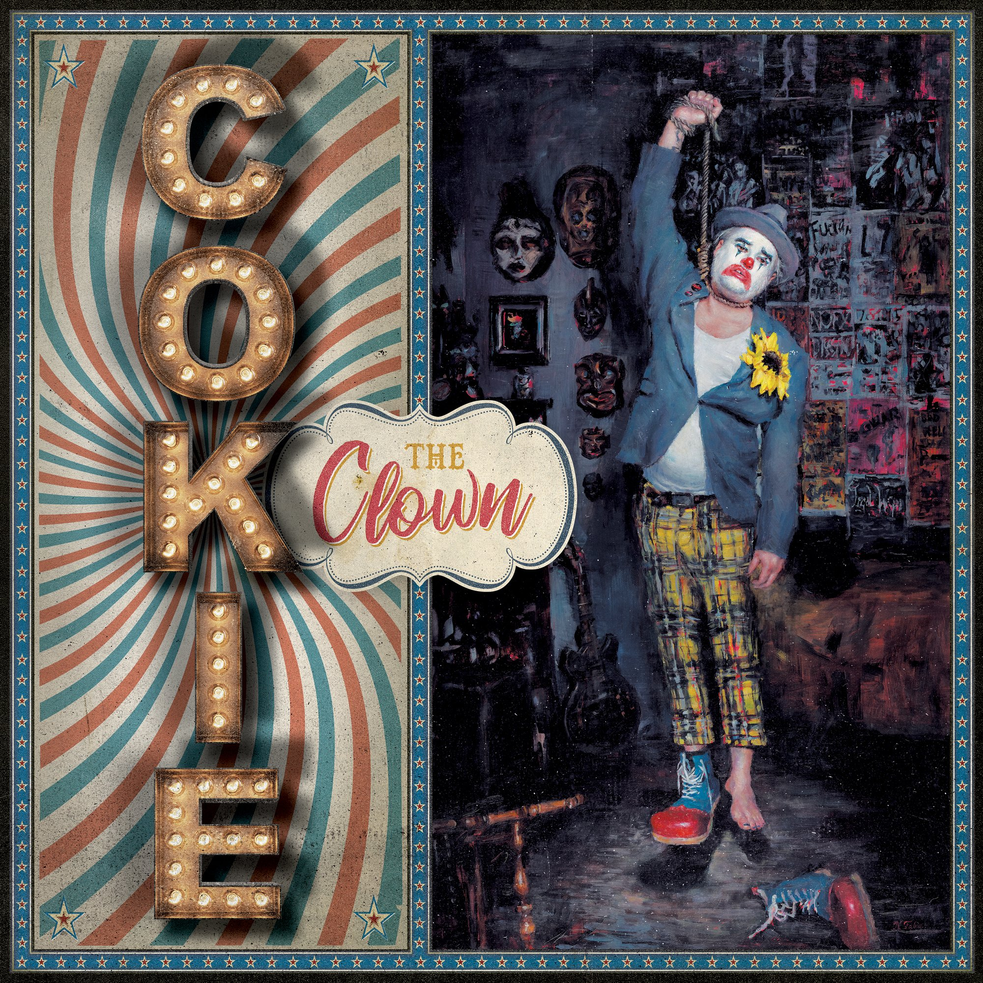 Cokie the Clown - You're Welcome LP