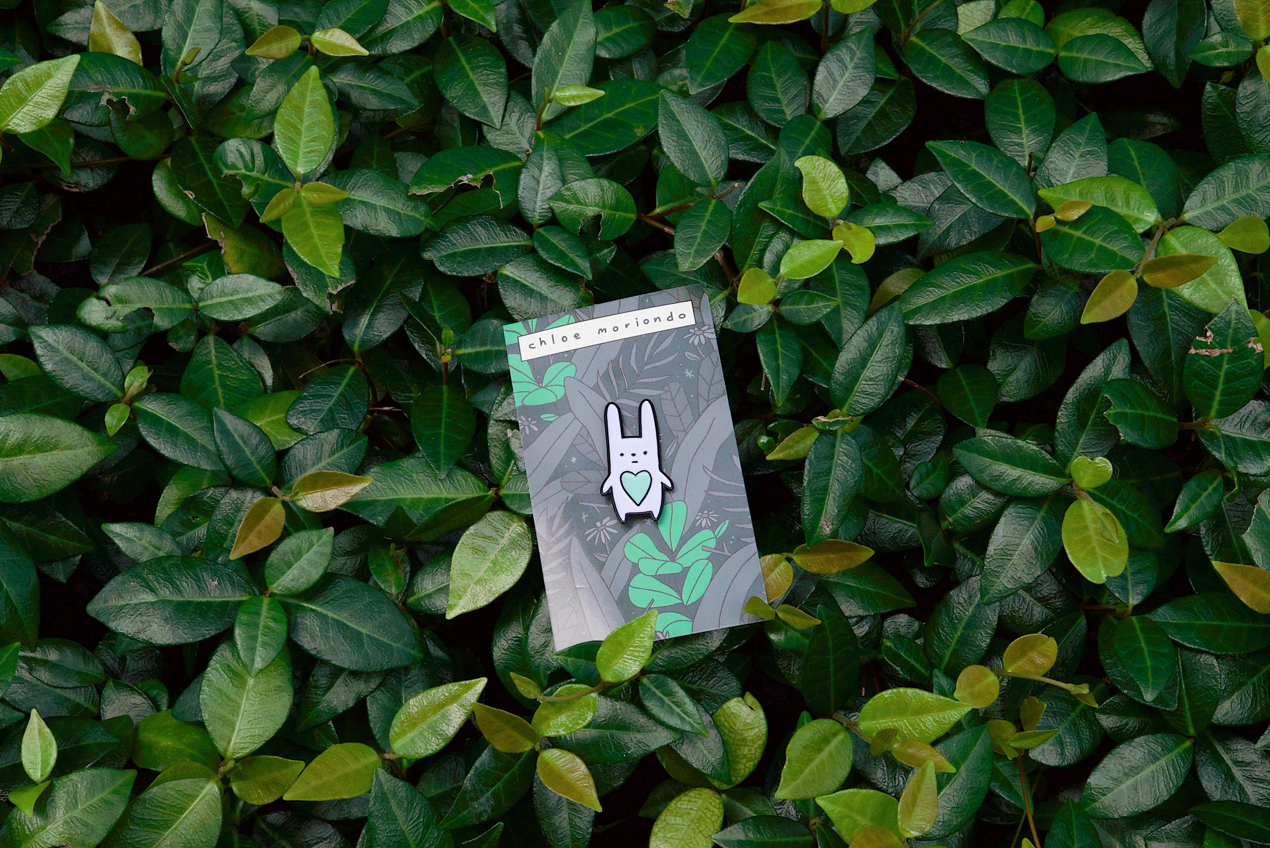Rabbit Pin