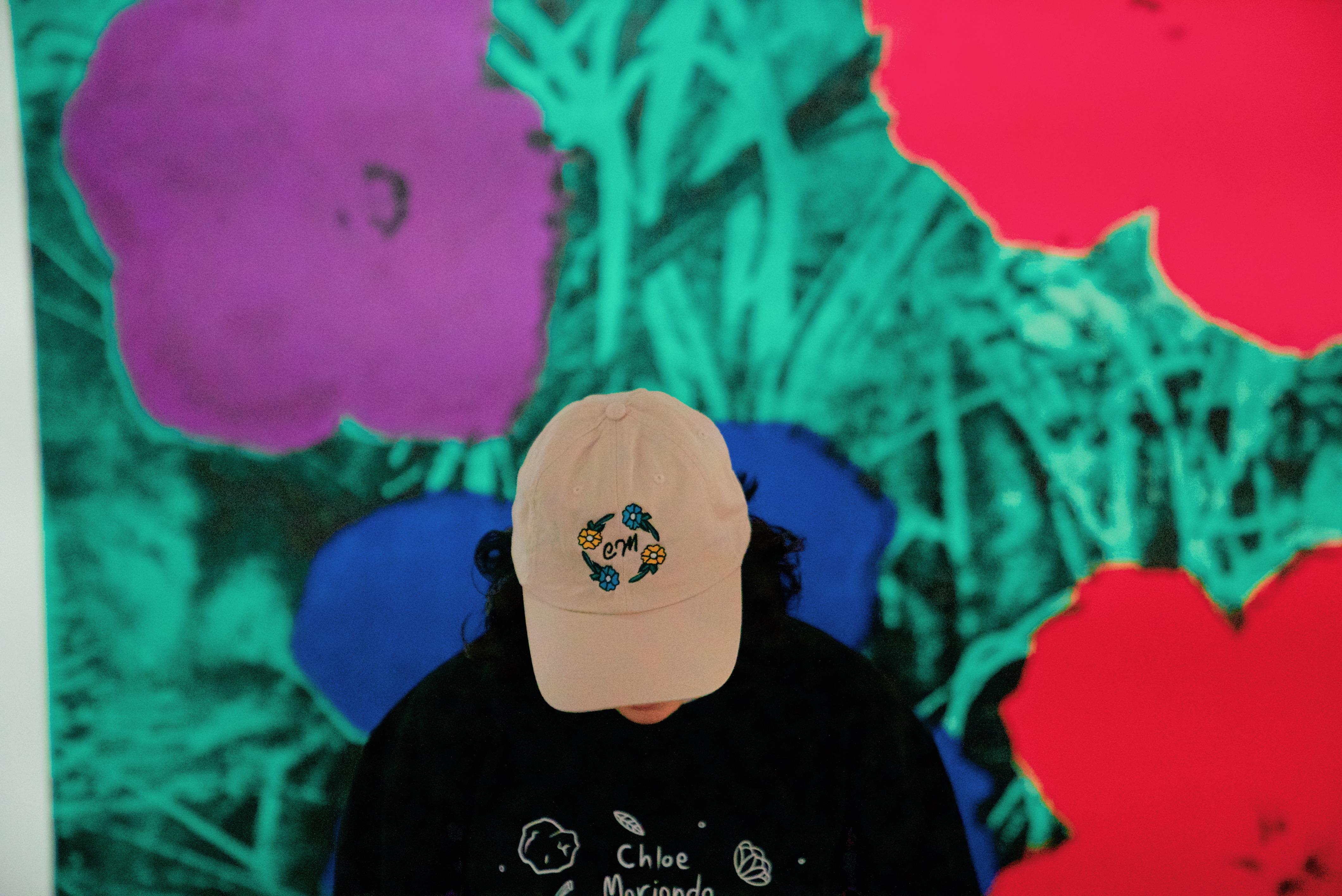 Flower Ring Dad Hat