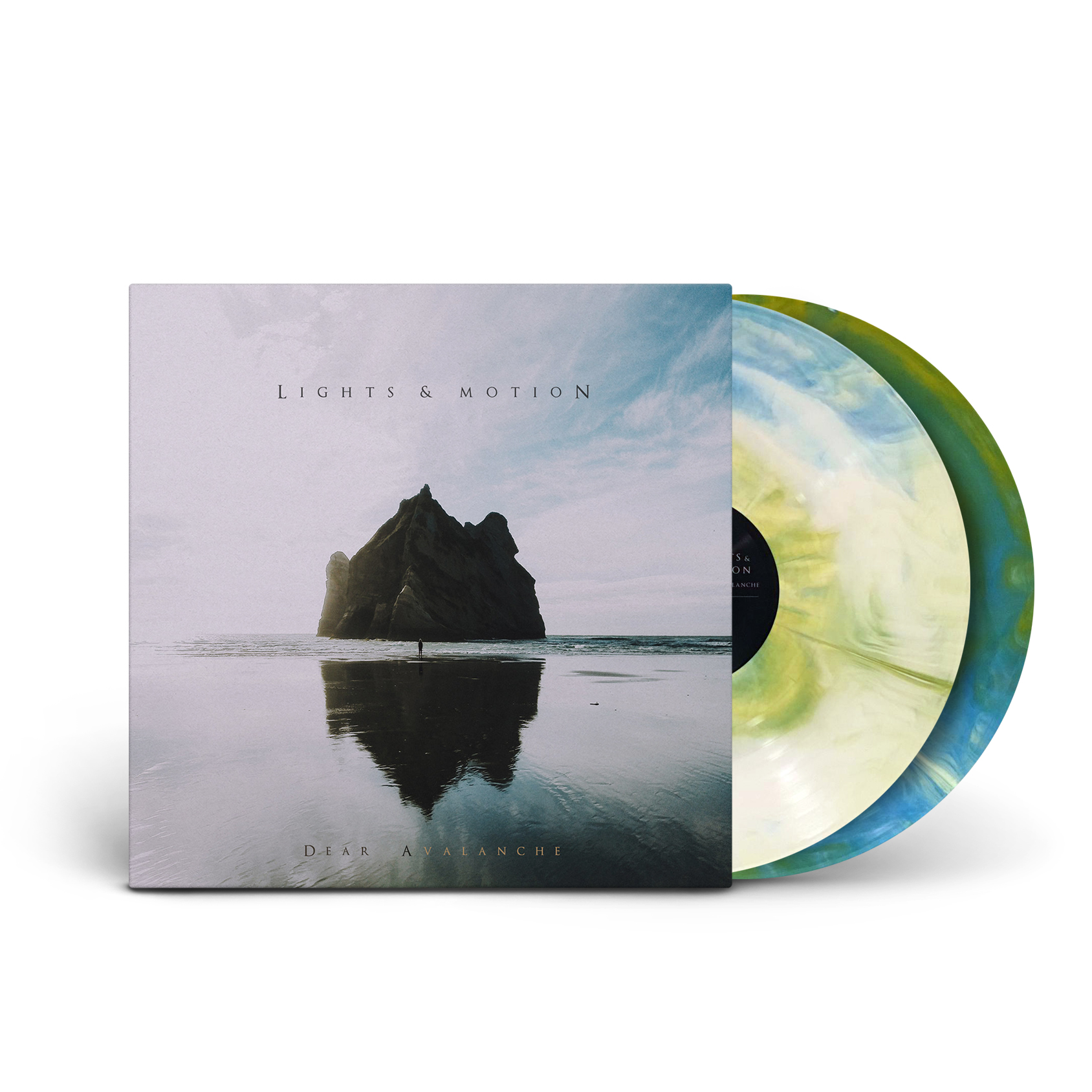 Lights & Motion - Dear Avalanche 2xLP