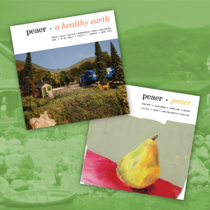 Peaer - A Healthy Earth + Peaer - Self-Titled