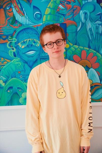 Lemon Boy Long Sleeve (Butter)