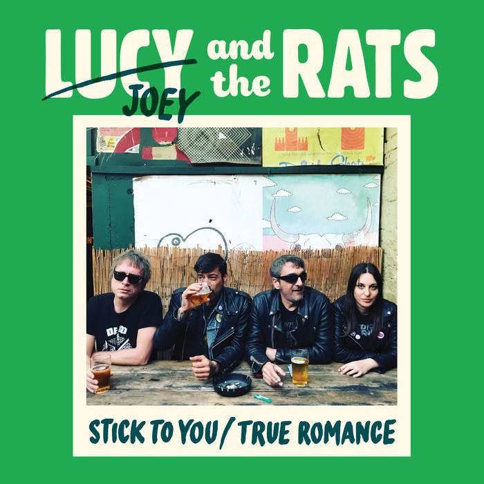 Lucy and the Rats - stick to you