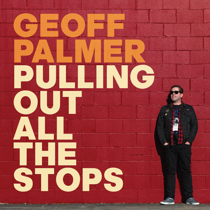 Geoff Palmer - pulling out all the stops