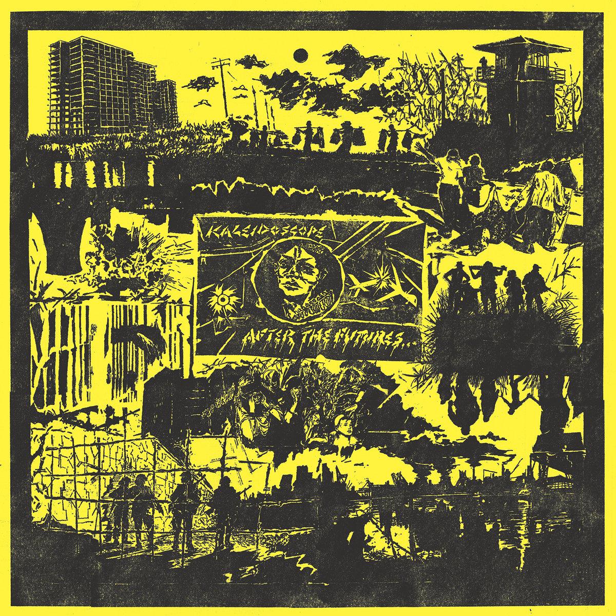 Kaleidoscope - After The Futures LP