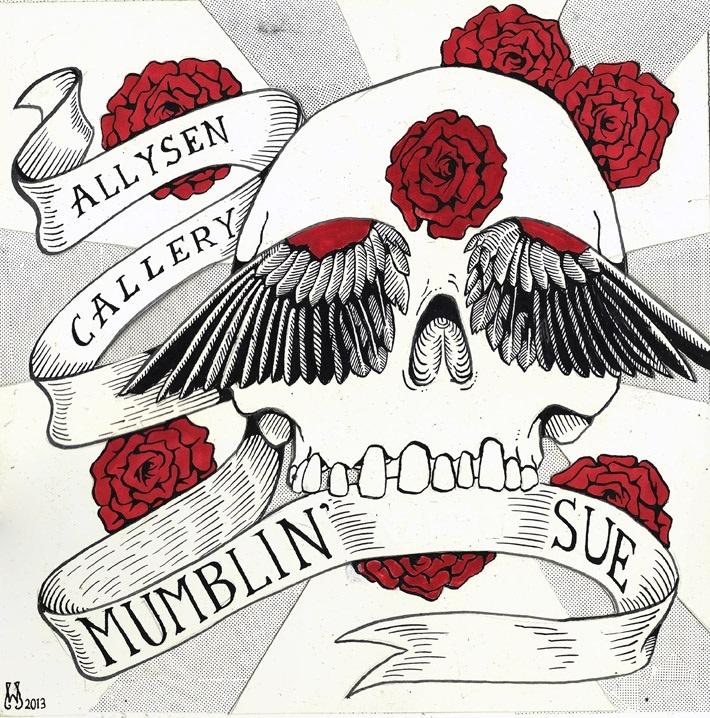 ALLYSEN CALLERY - MUMBLIN´ SUE (LP)