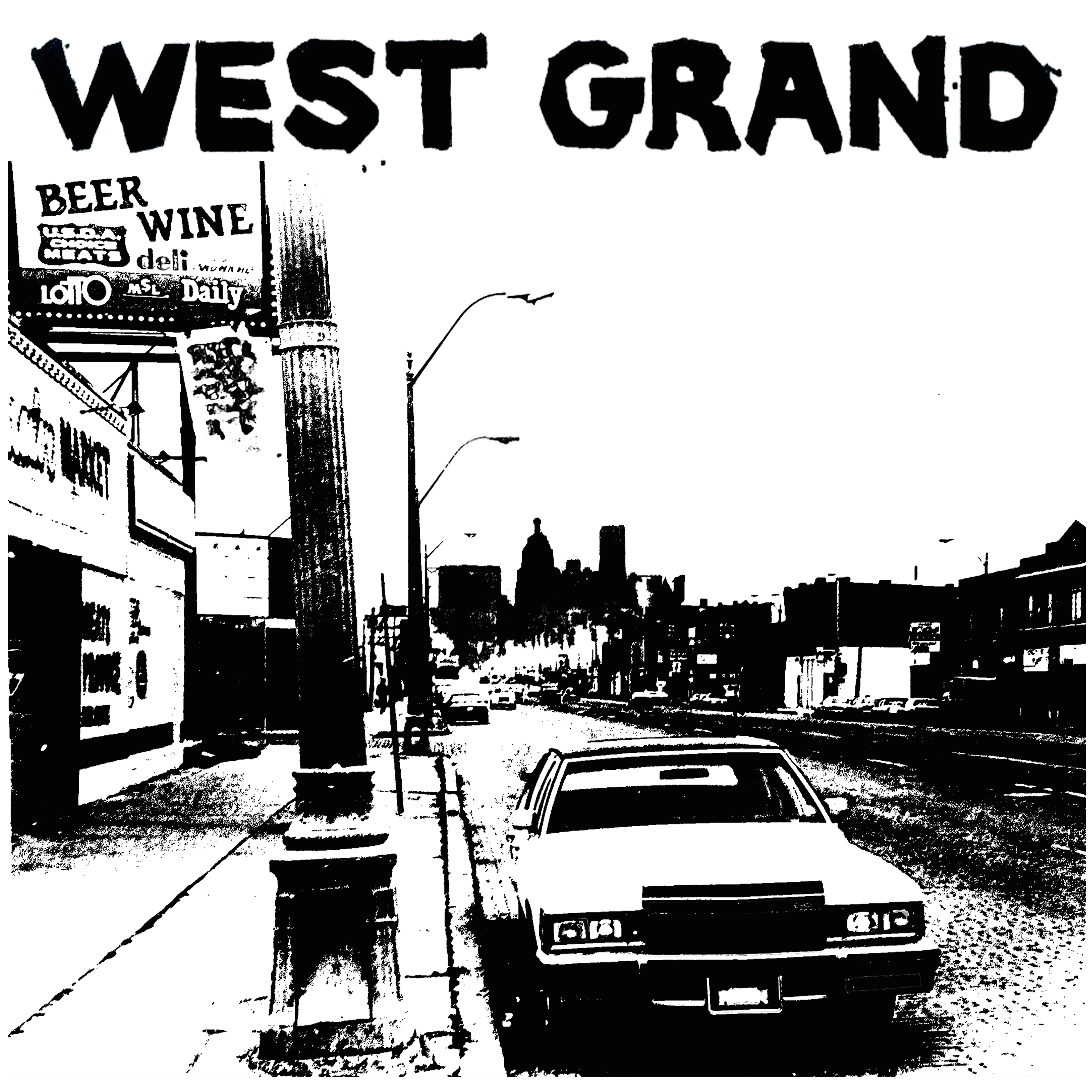 West Grand - West Grand Ep