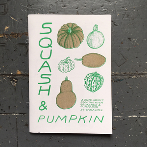 Squash & Pumpkin - vegan recipes