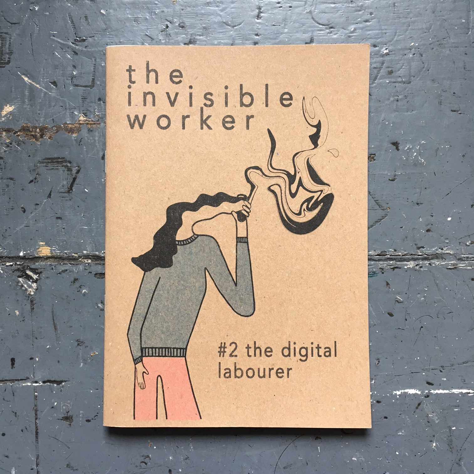 The Invisible Worker #2: The Digital Labourer