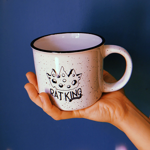 Rat King Records Mug
