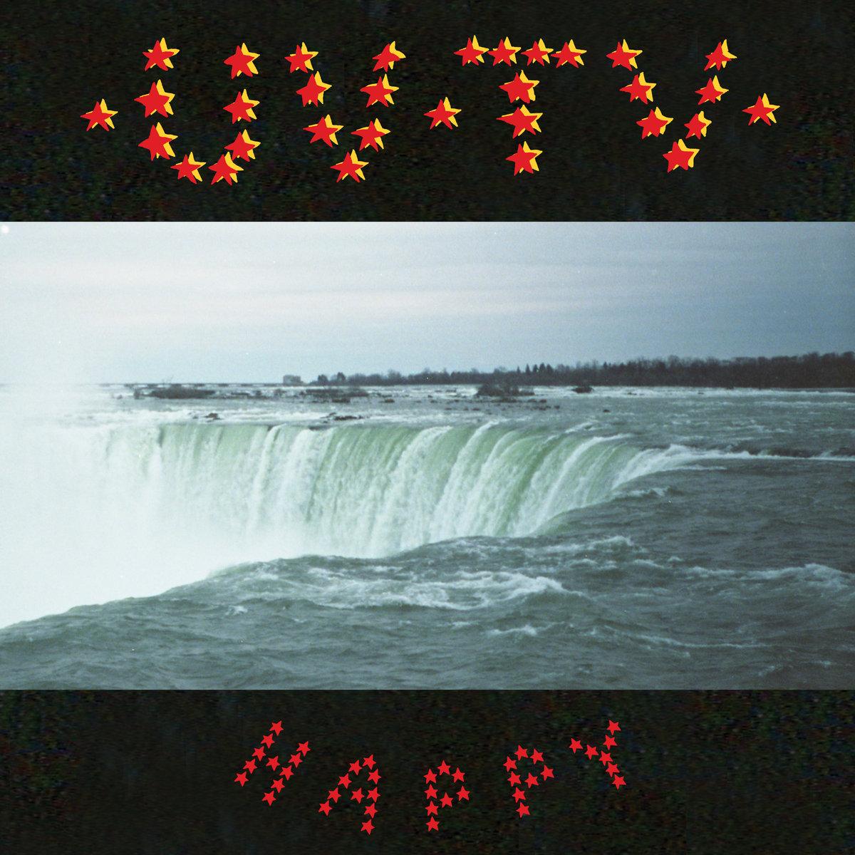 UV-TV - Happy LP