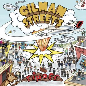 v/a - Gilman Street's Ripoff LP