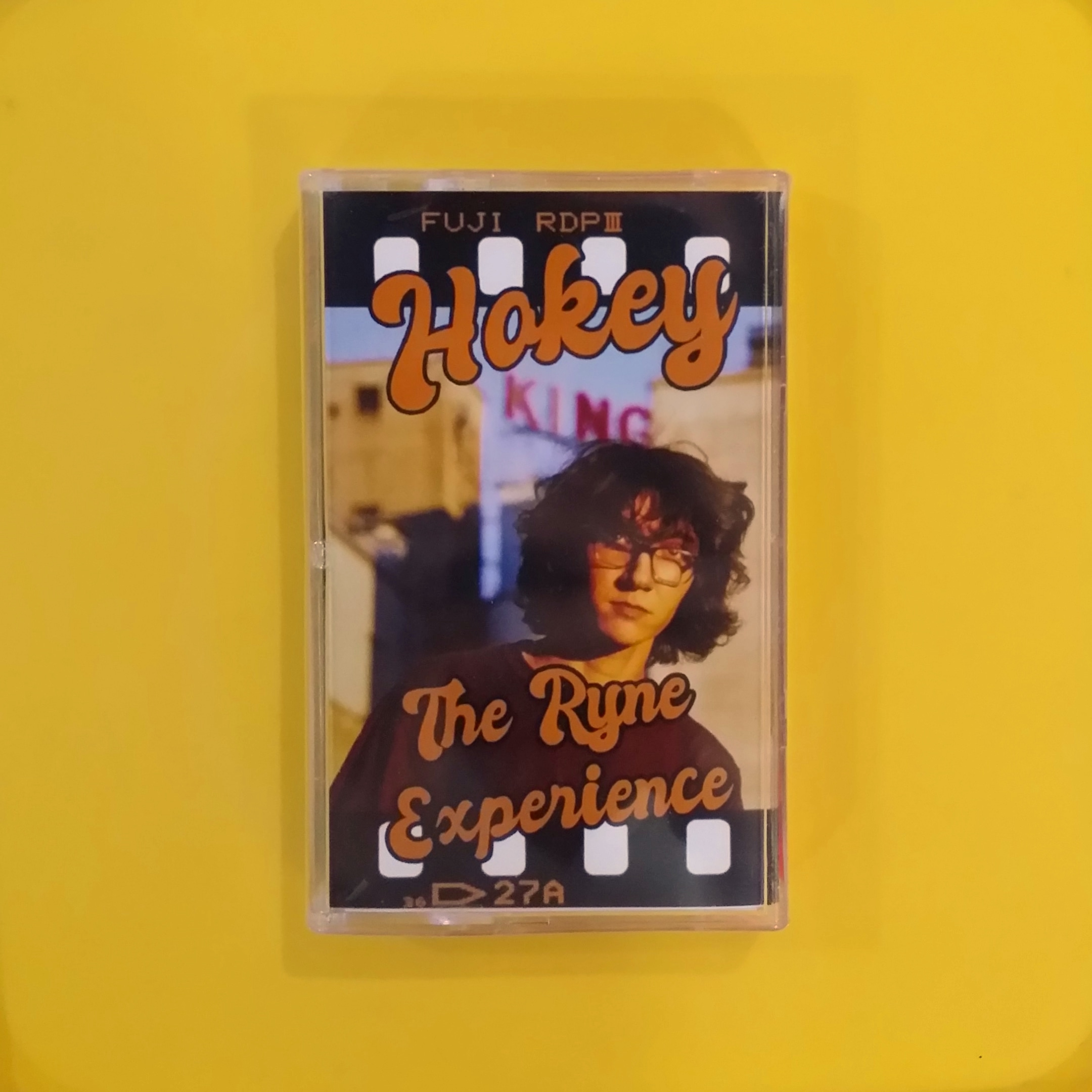 The Ryne Experience - Hokey (Under the Counter Tapes)