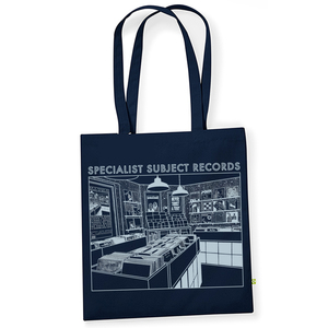 Specialist Subject Shop Organic Tote Bag