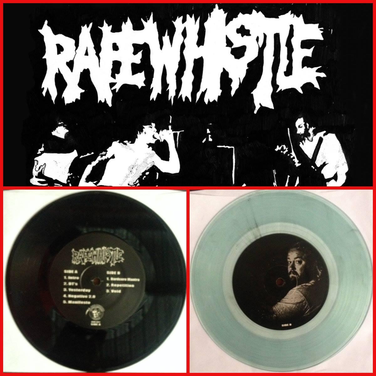 Rapewhistle - Rapewhistle (Memorial release)