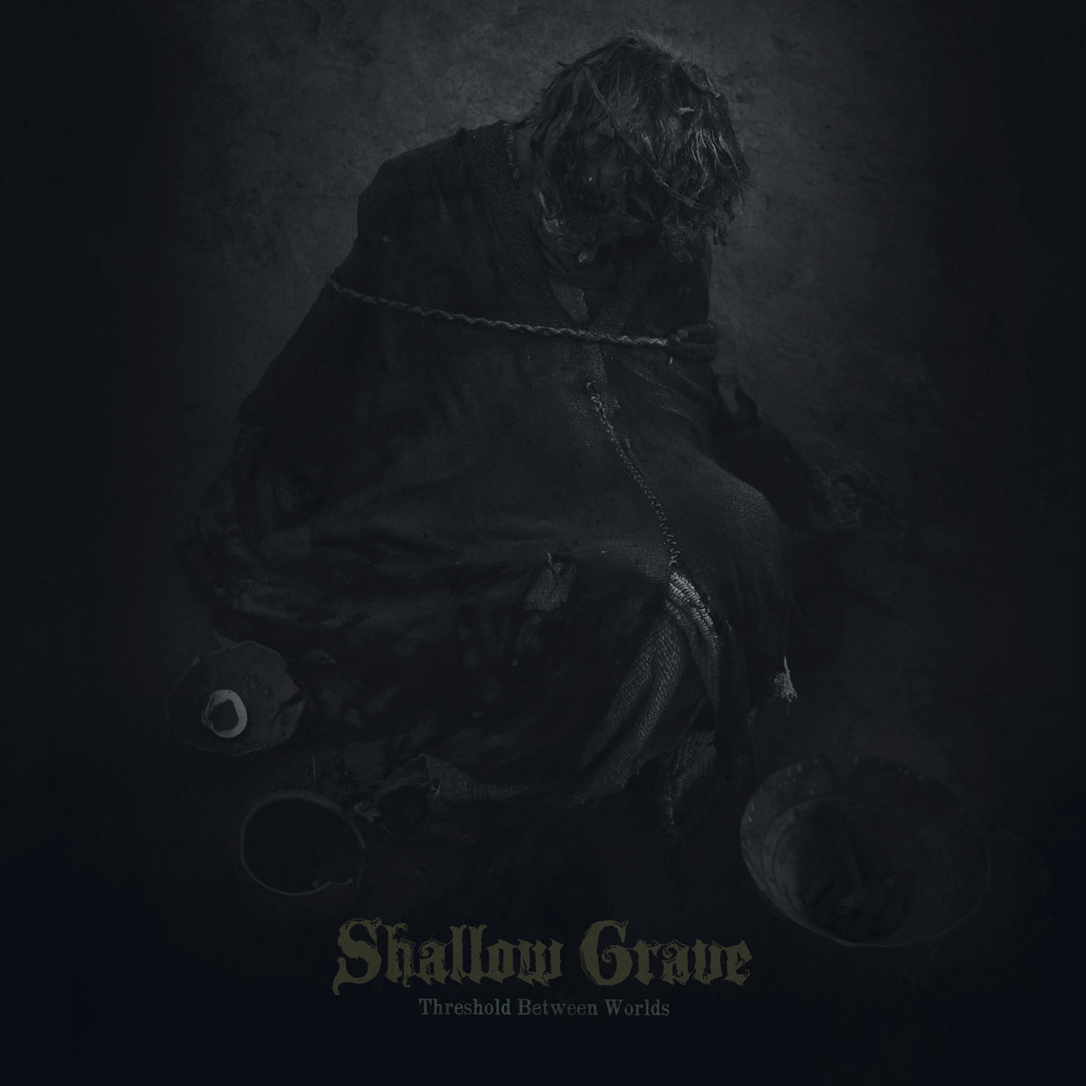 SHALLOW GRAVE - Threshold Between Worlds