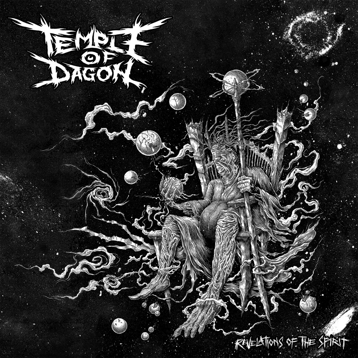 Temple Of Dagon - Revelations of the Spirit