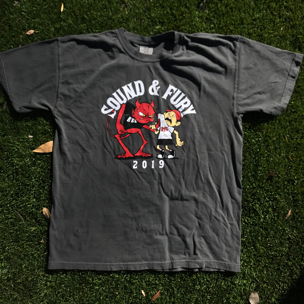 Sound and Fury 2019 - RFC x BBB Shirt