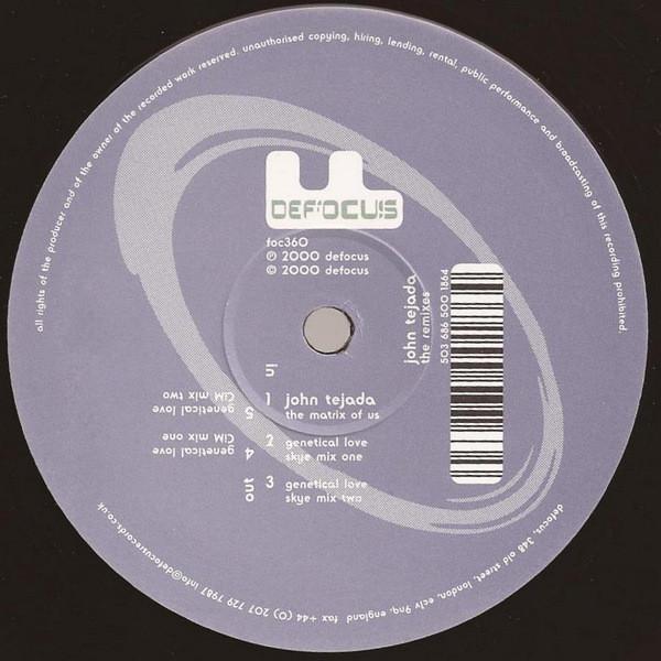 John Tejada – The Remixes (deFocus)