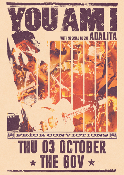 The Gov - Adelaide - Oct 3rd. Support *ADALITA*