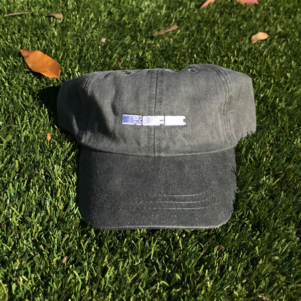Run For Cover - RFC Logo Hat (Charcoal)