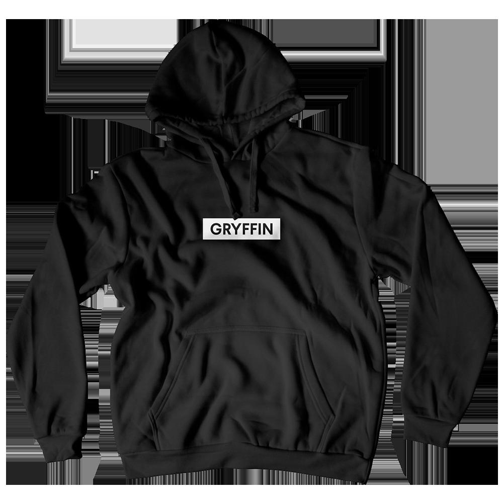 Gryffin Black Box Hoodie