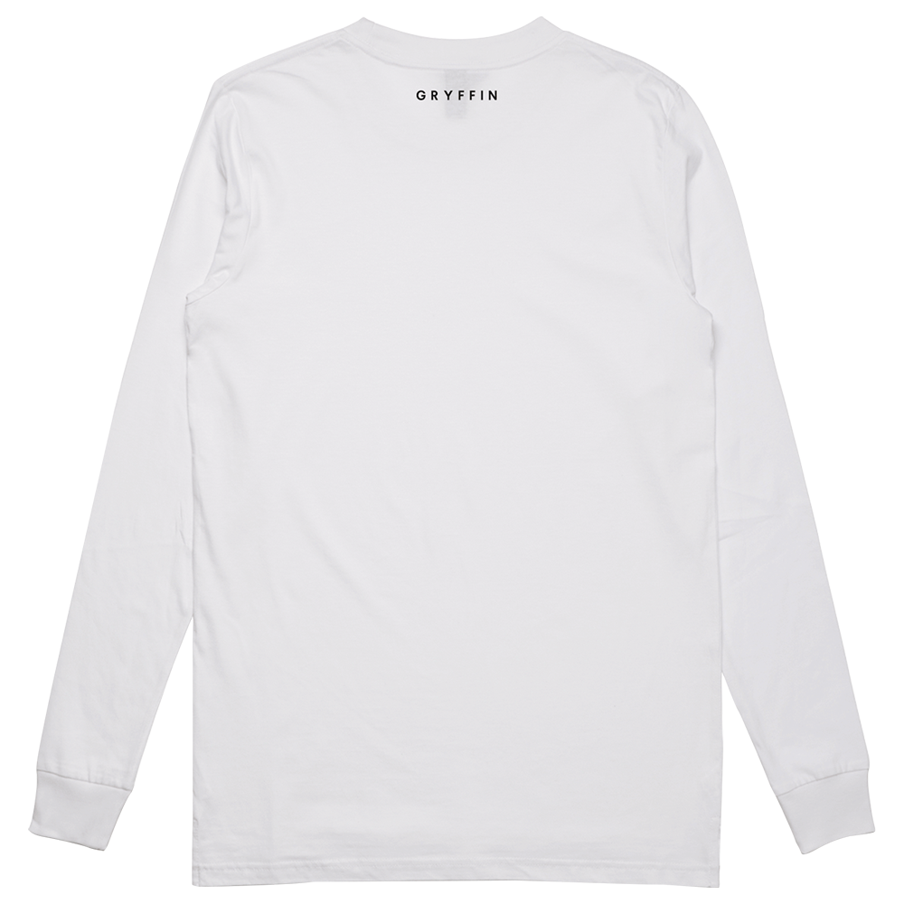 Feel Good White Long Sleeve