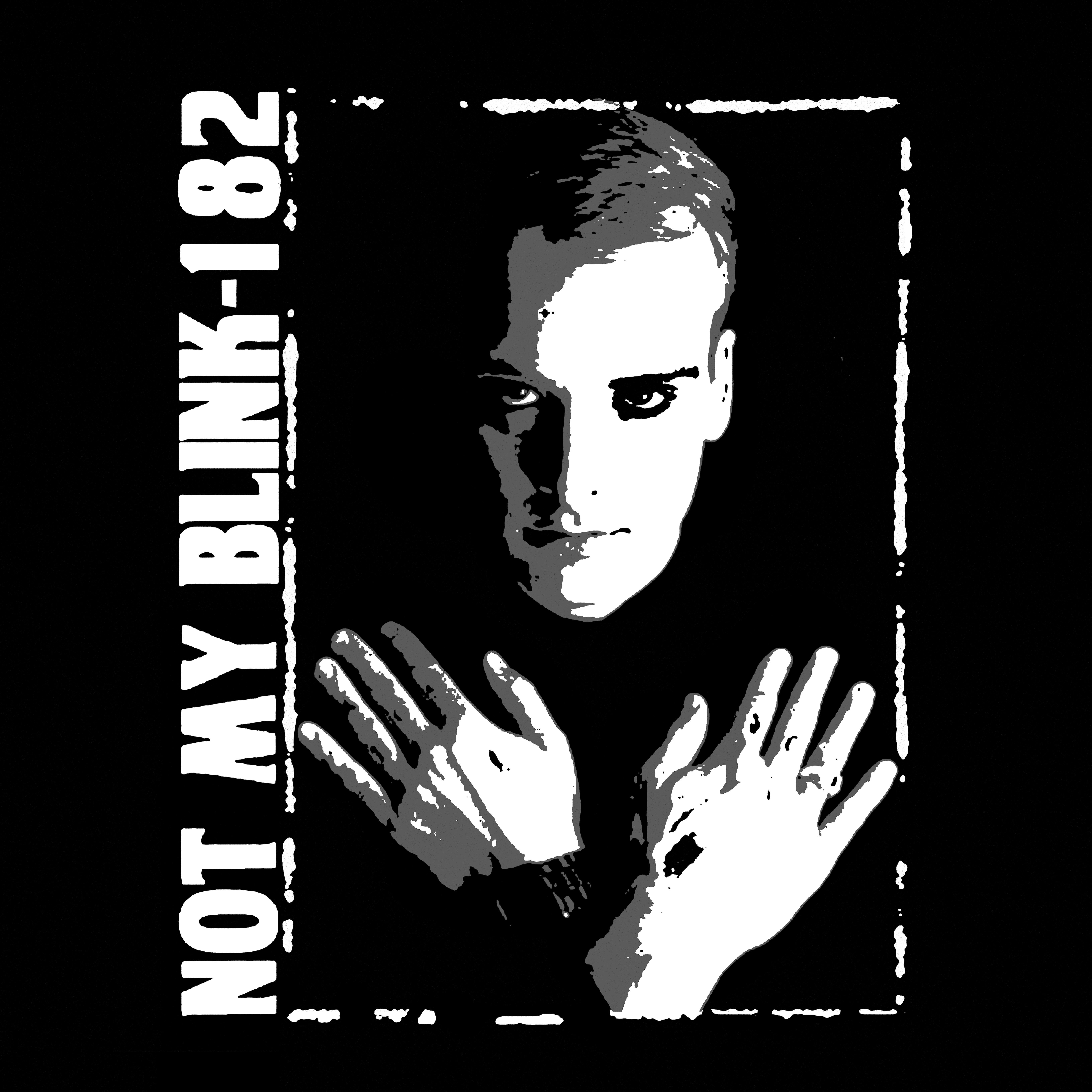 Not My Blink-182 Shirt