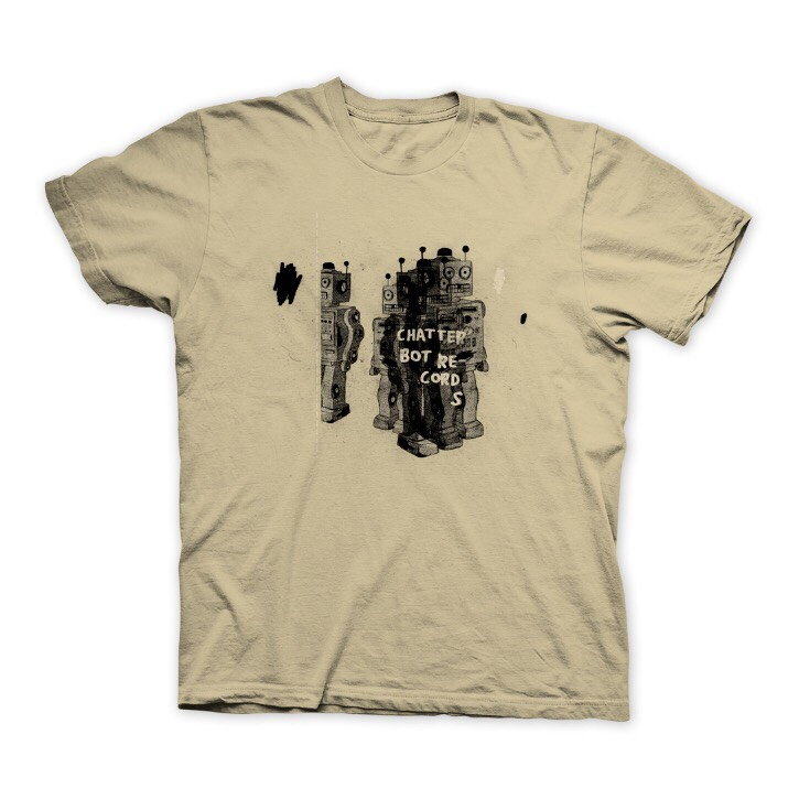Chatterbot Records - New Chatterbot Shirts (PRE-ORDER)