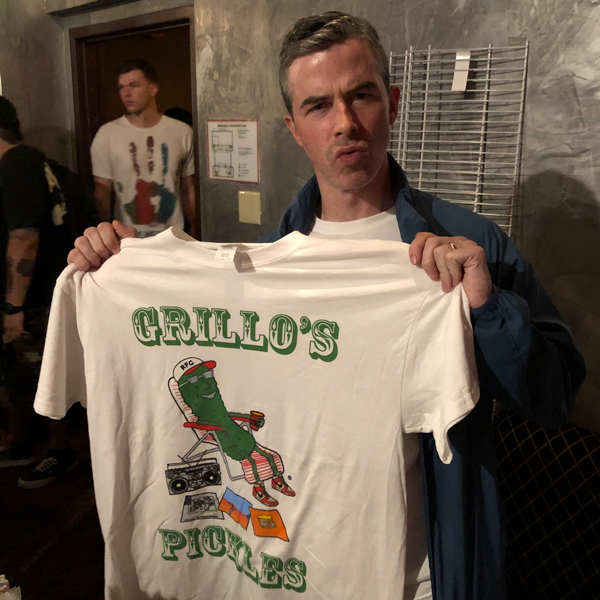 Sound and Fury 2019 - RFC x Grillo's Pickles Shirt