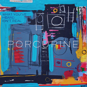 Porcupine - What You've Heard Isn't Real LP