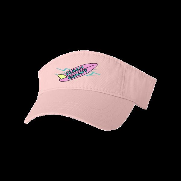 Surfboard Visor (Pink)