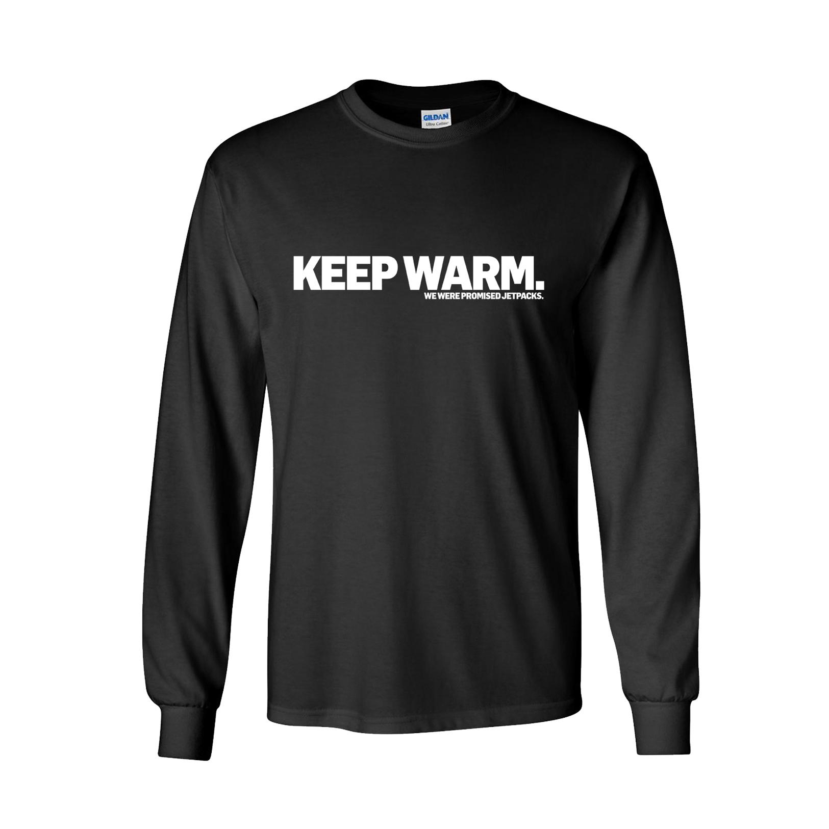 KEEP WARM LONGSLEEVE