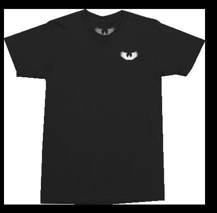 Black Gryffin Logo Tee