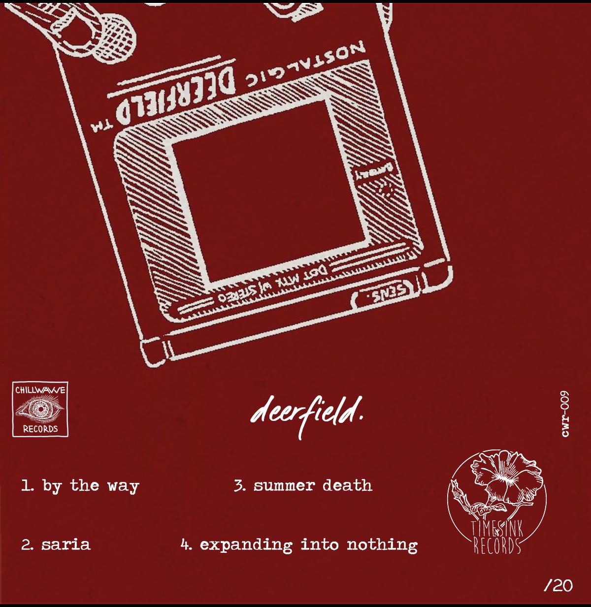 deerfield. - nostalgia - Tape
